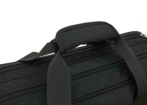 CoolBELL Inch Laptop Briefcase Protective Nylon Shoulder...