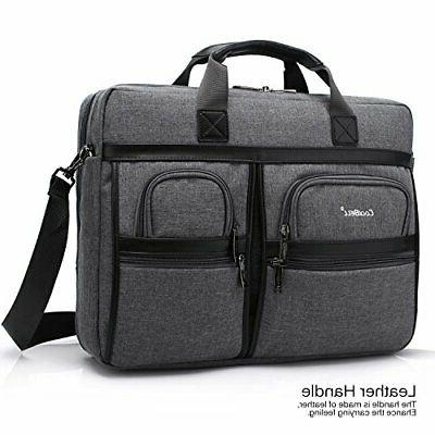 CoolBELL 17.3 Inch Laptop Messenger