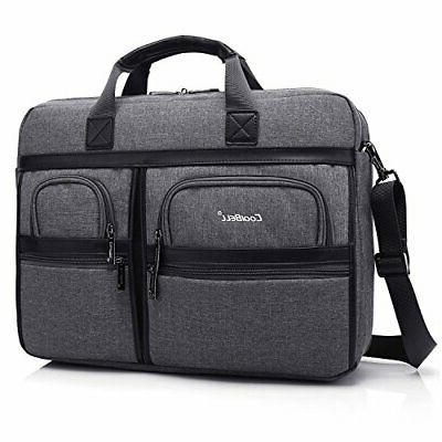 Coolbell 17 3 Inch Laptop Messenger Bag