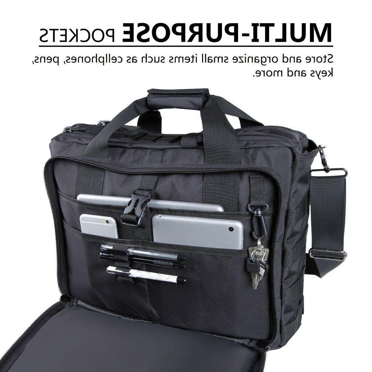 "17.3"" Shoulder Tactical PC Messenger Bags"