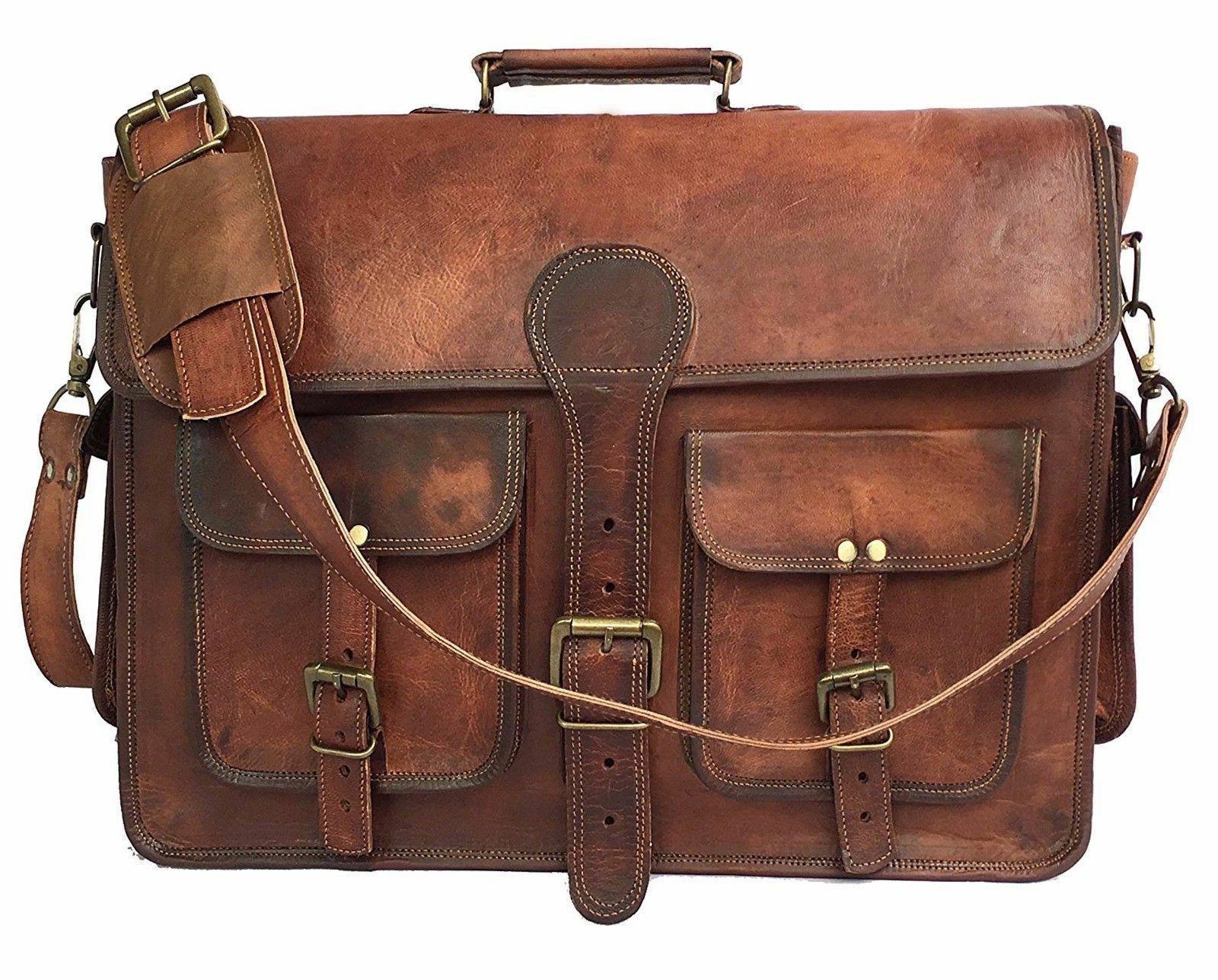 "17"" Messenger School Bag"