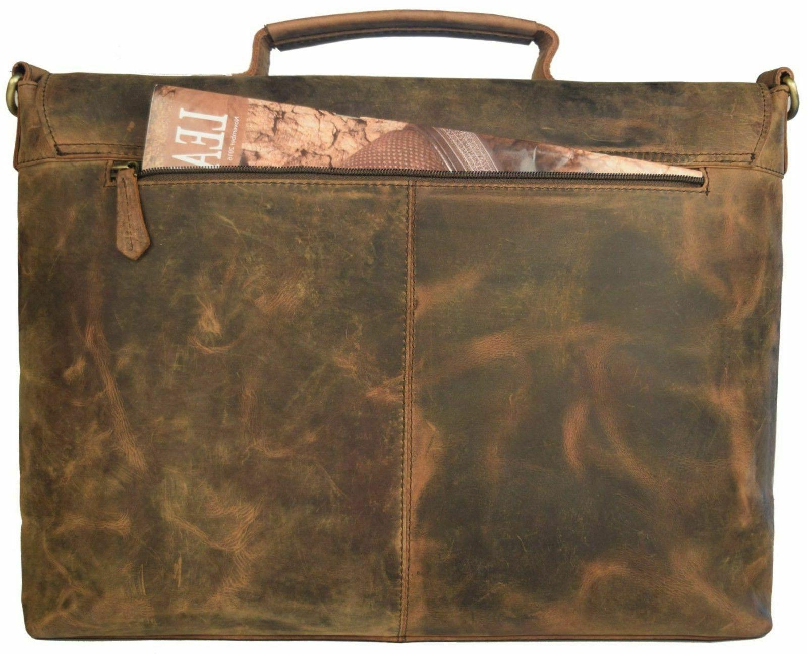 "18"" Retro Hunter Bag Office"