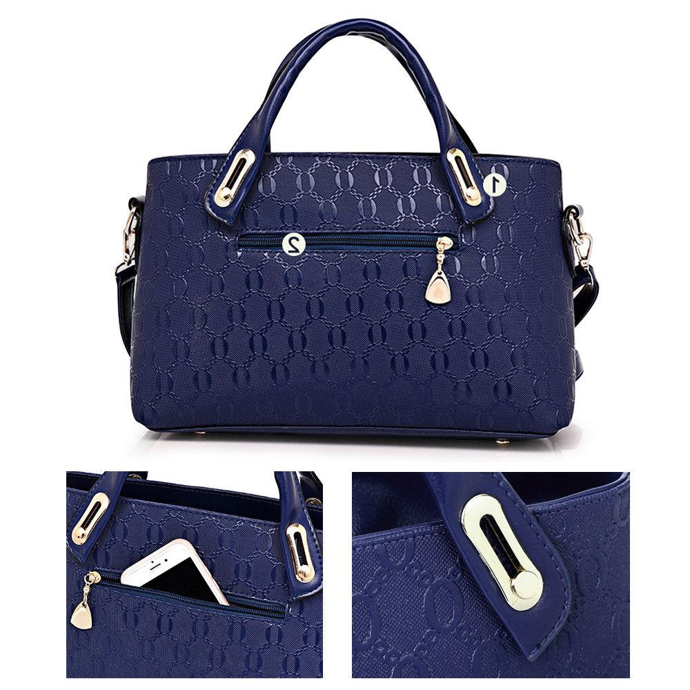 5Pcs/Set Women Handbags Messenger Tote