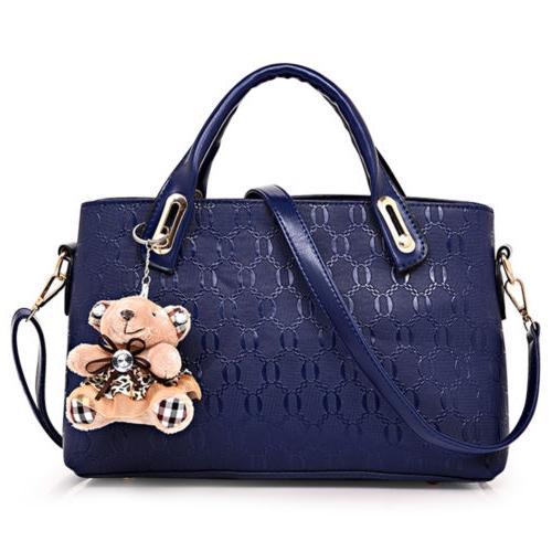 5Pcs/Set Women Handbags Messenger Tote Satchel
