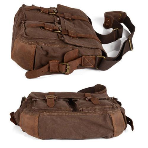 Bag Men's Vintage Satchel