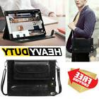 Ipad Messenger Bag Mini Crossbody Leather Case Shoulder Stra
