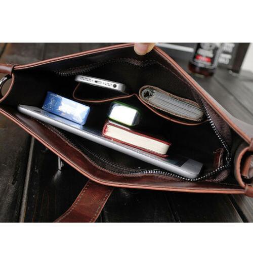 Men's Messenger Bags Handbag Satchel