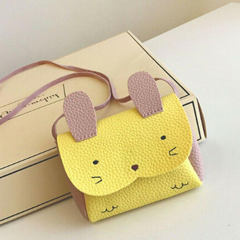 Baby Girls PU Leather School <font><b>Bag</b></font> Handbag