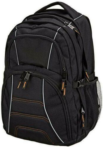 backpack amazonbasics new for laptops up to
