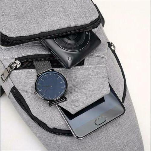 Backpack Casual Bag Outdoor Pockets Bags