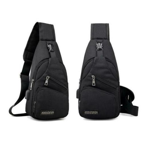 Backpack Casual Pockets Sling