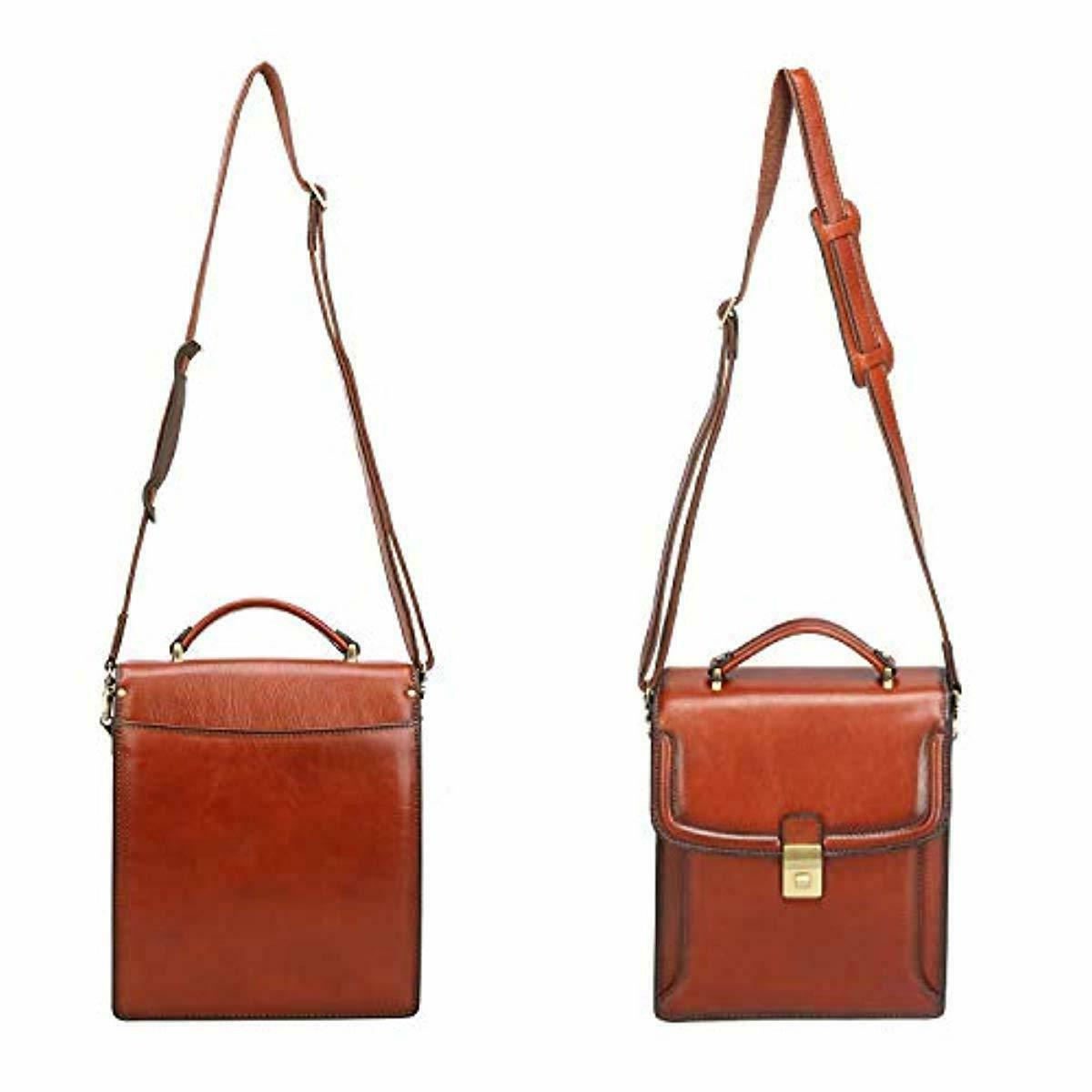 Banuce Small Full Italian Leather Bag