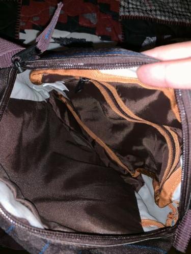 Brand Bag Brown