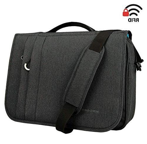 briefcase laptop messenger bag water