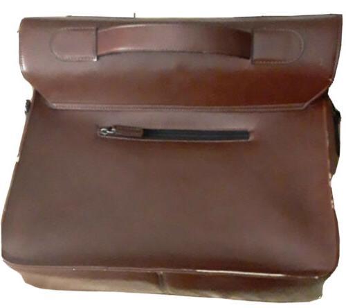 Banuce Faux Leather Messenger Bag Bag