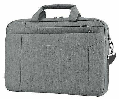 KROSER Laptop Bag Bag Laptop Bag Satchel Carrying Handbag Laptop Sleeve for and