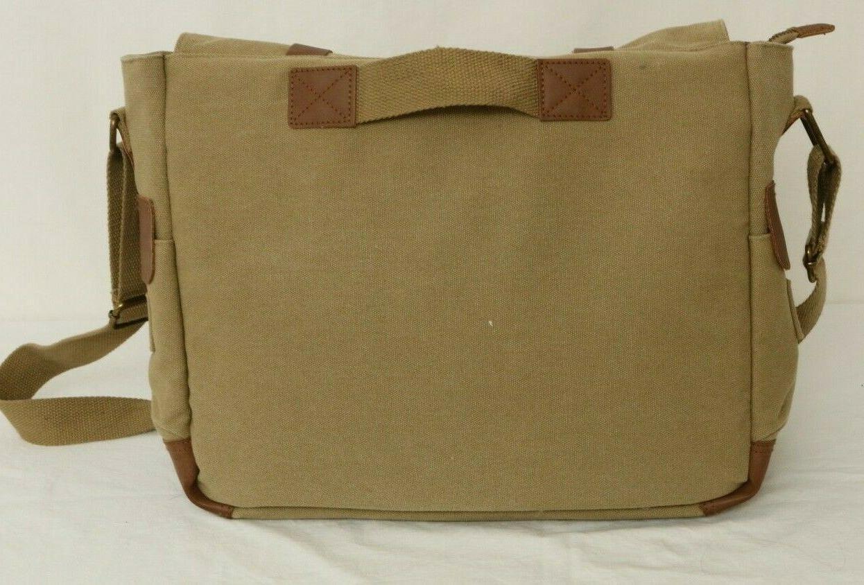 Sweetbriar Canvas Bag
