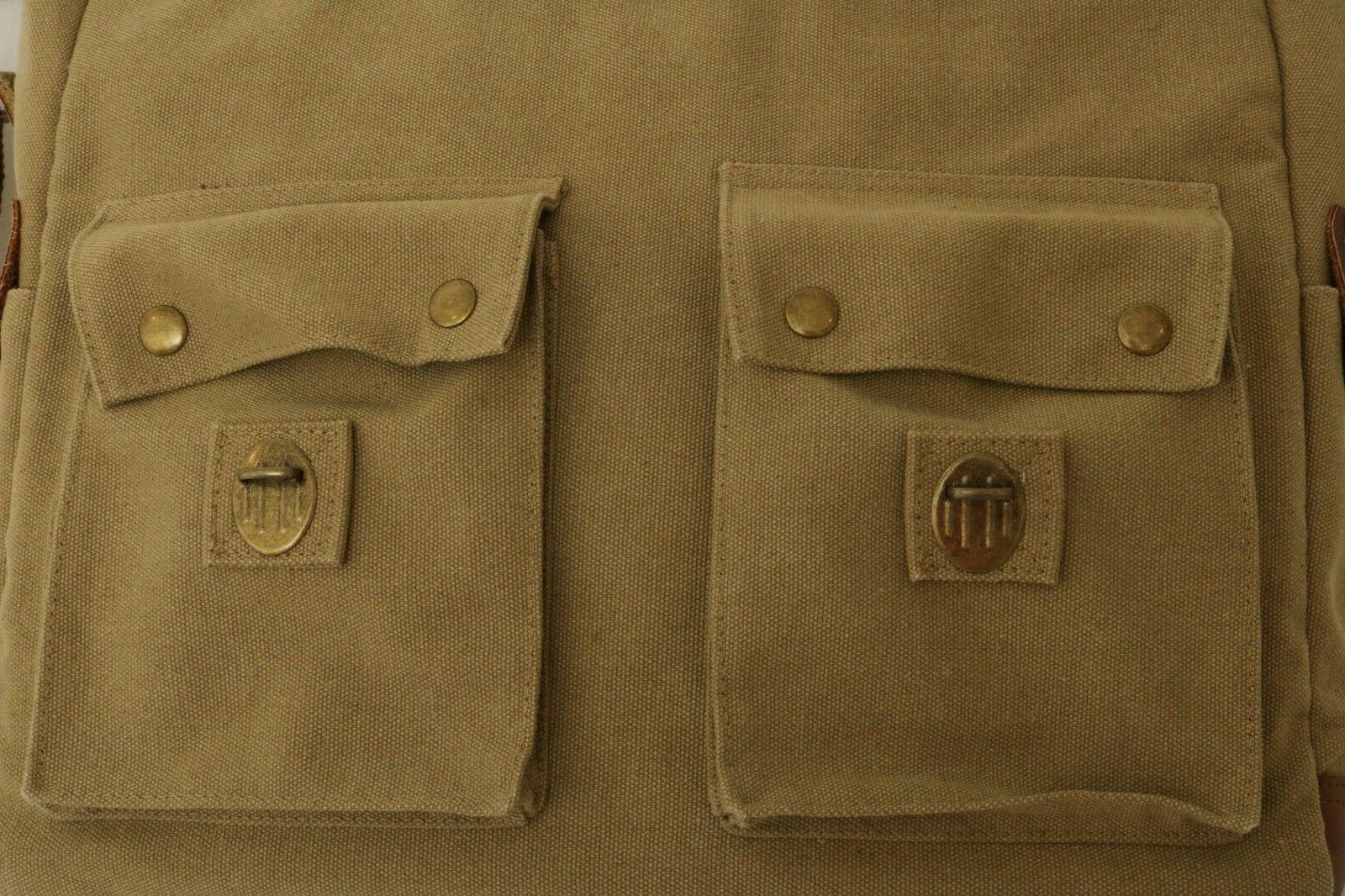 Sweetbriar Canvas Business Casual Shoulder Messenger Bag