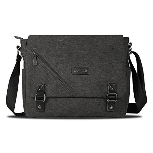ibagbar Water Resistant Messenger Bag Sling Working Briefcase 14 Laptop for Women