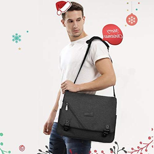 ibagbar Bag Satchel Crossbody Sling Bag Bookbag Briefcase Laptop and Women