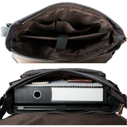 Estarer Canvas Bag inch laptop