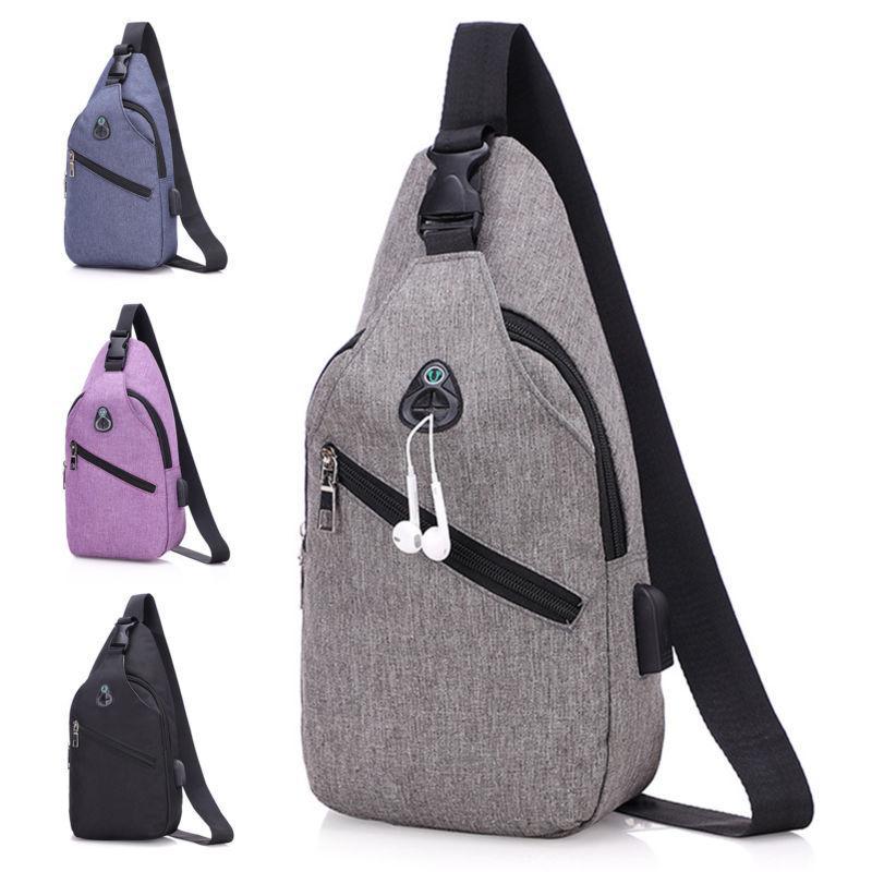 Men Bag Shoulder Casual Hiking Bag