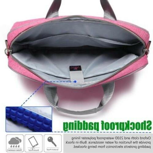 COOLBELL 15.6 - Laptop Messenger Shoulder