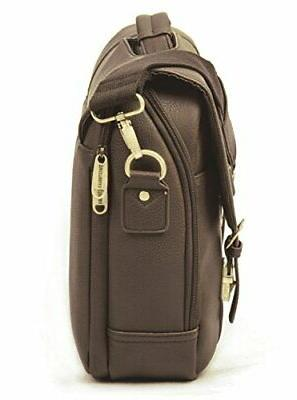 Sweetbriar Classic Messenger Bag, Leather