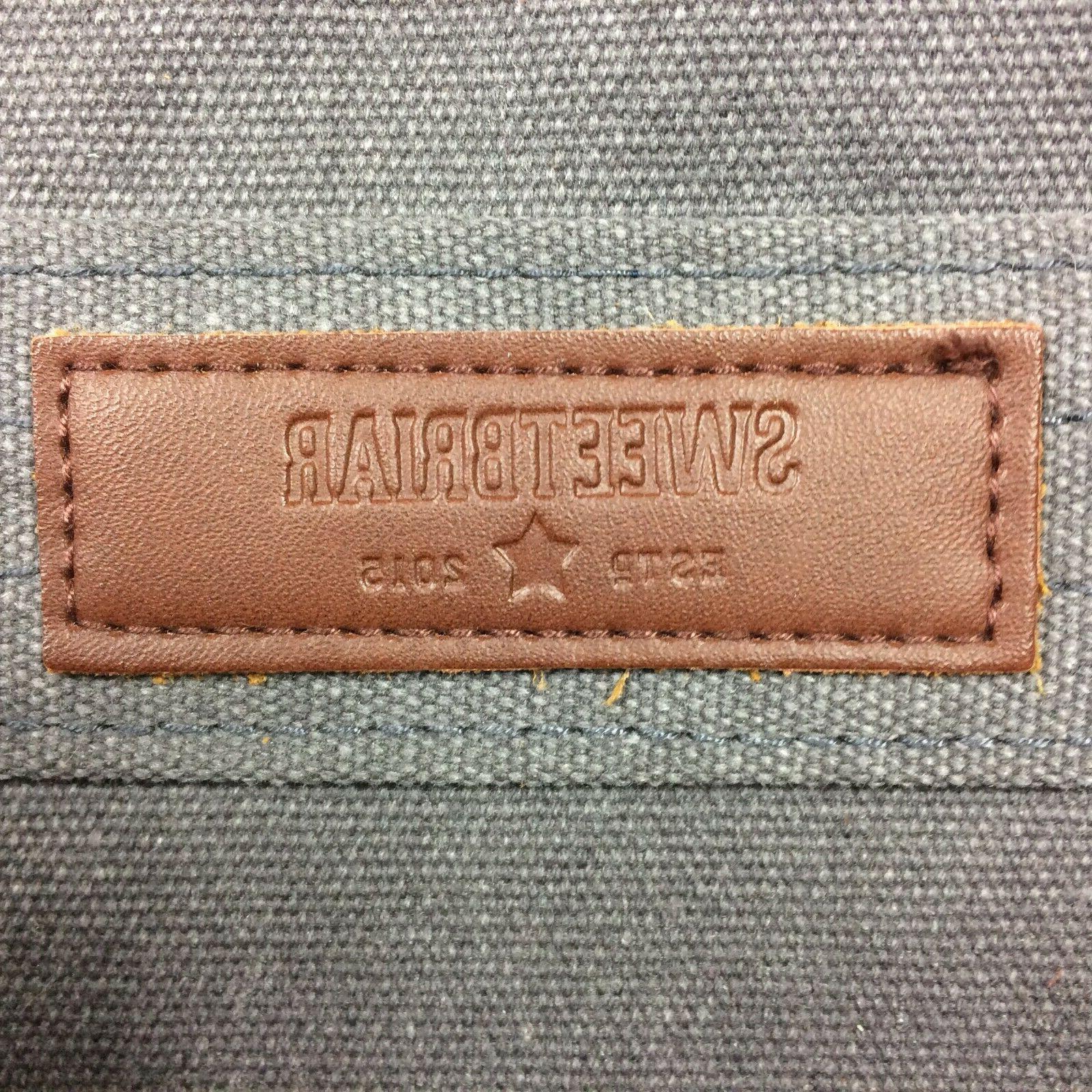 Sweetbriar Laptop Leather