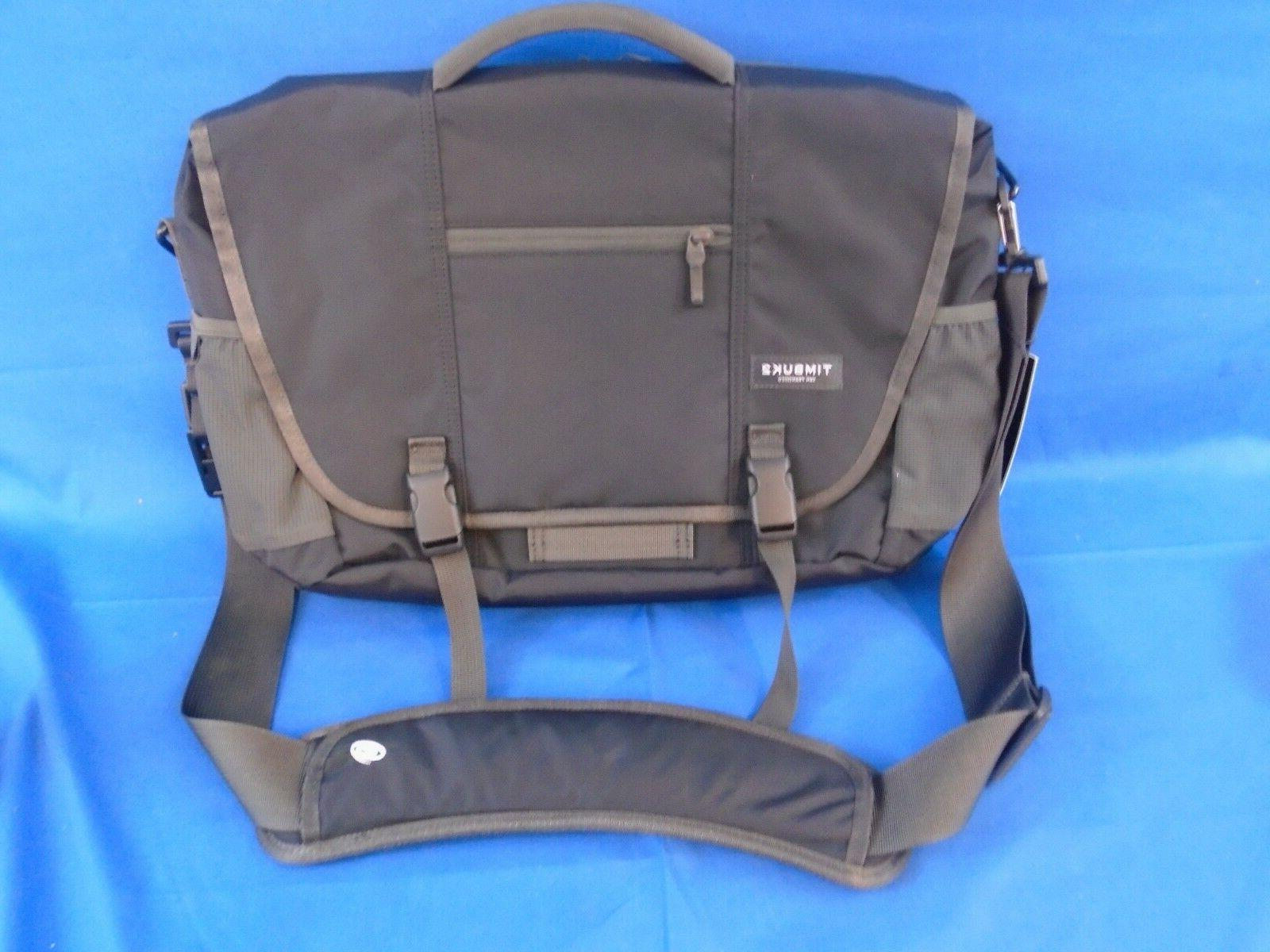 Timbuk2 Commute Messenger Bag, Jet Black, S, Small
