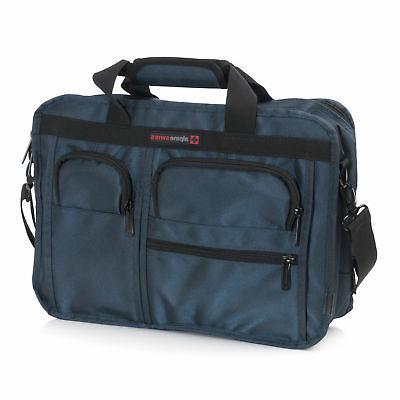 Alpine Messenger Briefcase with Tablet