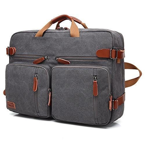 CoolBELL Bag Shoulder Bag Laptop Case Handbag Multi-Functional Men/Women