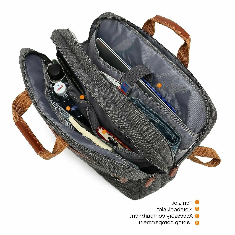 """CoolBELL Shoulder Bag Fits 17.3"""" Laptop"""