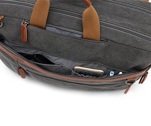 Bag Messenger Bag Case Briefcase Leisure Fits 17.3 Inch Laptop
