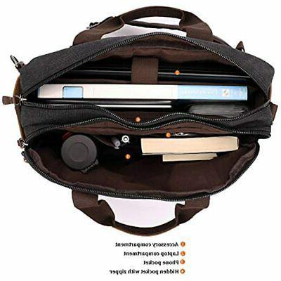 Convertible Backpack Inch Messenger Men/Women