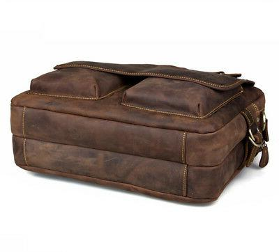 Kattee Crazy Briefcase Business Laptop Bags