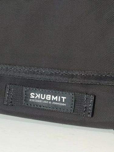 Timbuk2 briefcase bag embroidery