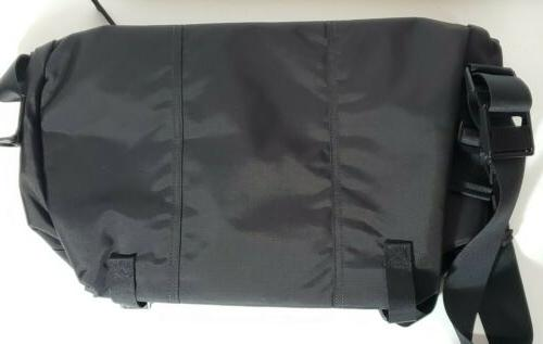 Timbuk2 messenger bag FitBit embroidery NEW