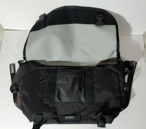 Timbuk2 crossbody-laptop bag FitBit embroidery