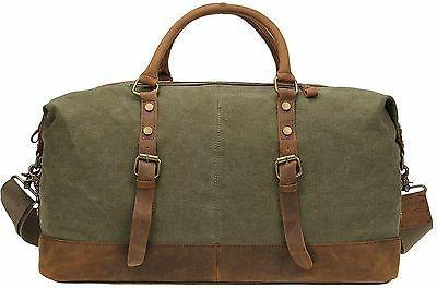 Duffel Bag Canvas Carryon Bag