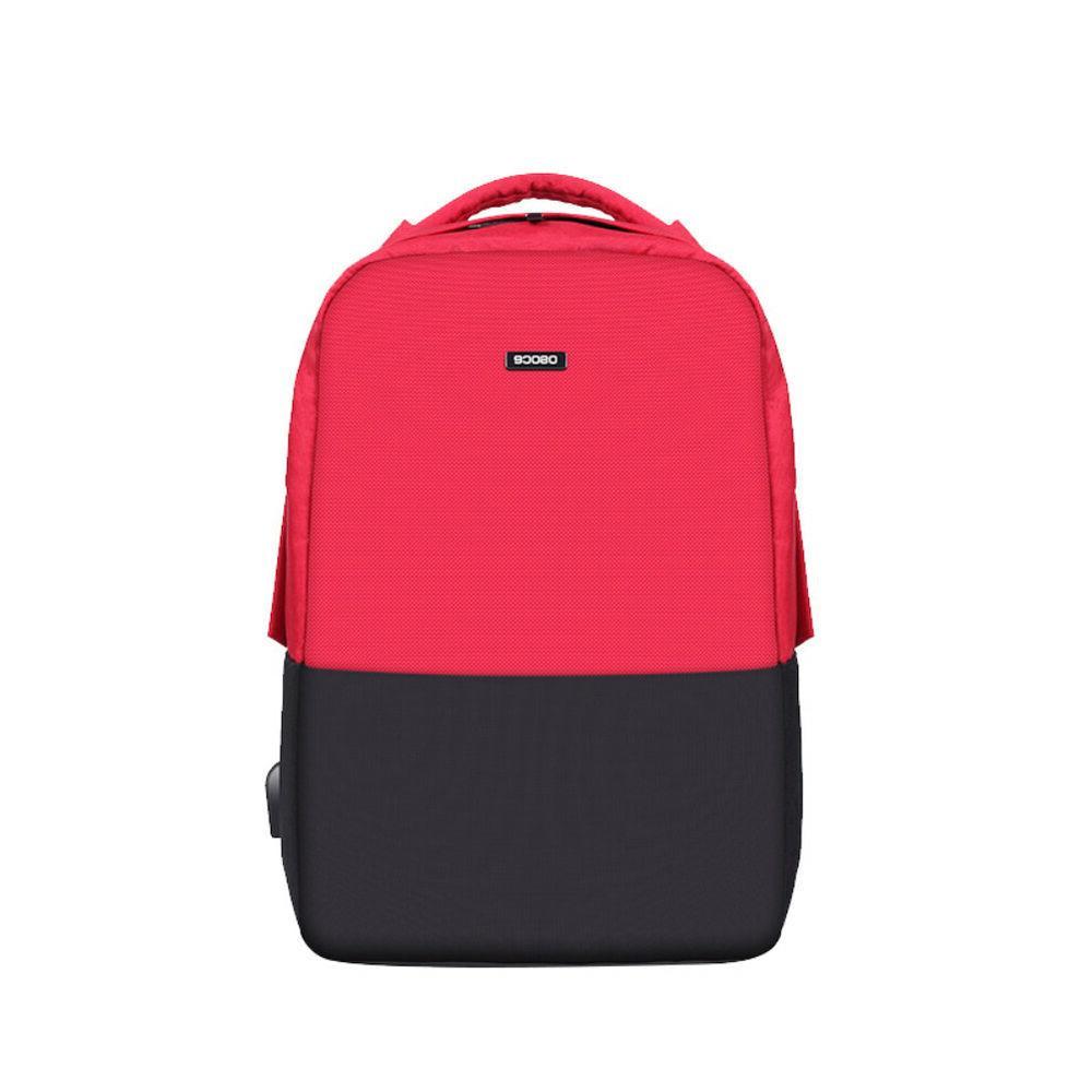 FA- Casual Daypack Slim Shoulder Bag USB Charging P
