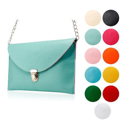 Fashion PU Shoulder Bag Satchel Purse