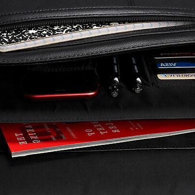 """Alpine 15.6"""" Laptop Over Messenger Bag"""