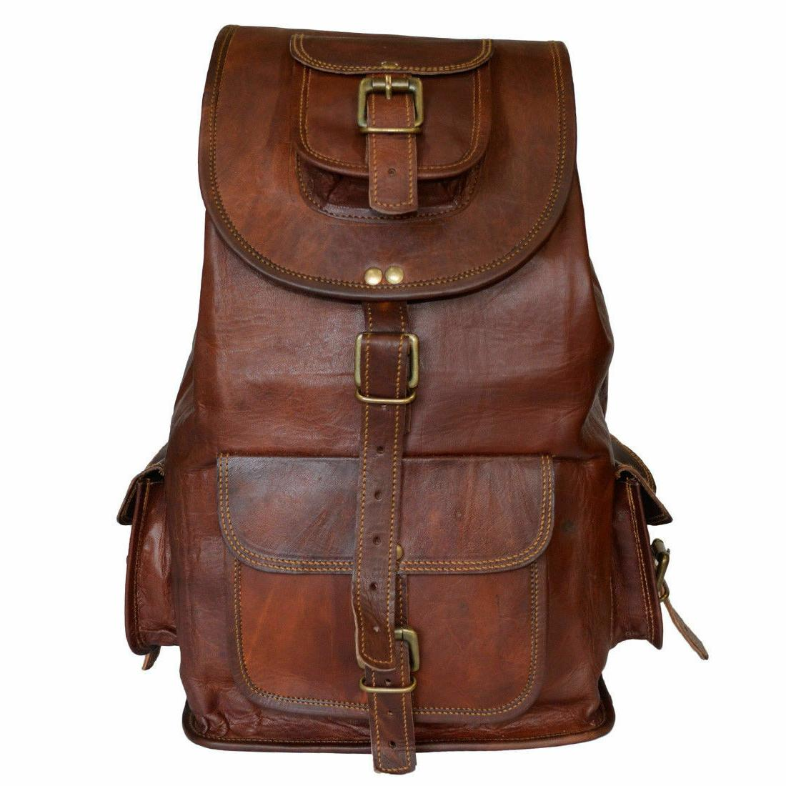 Genuine Leather Handmade Casual Bag