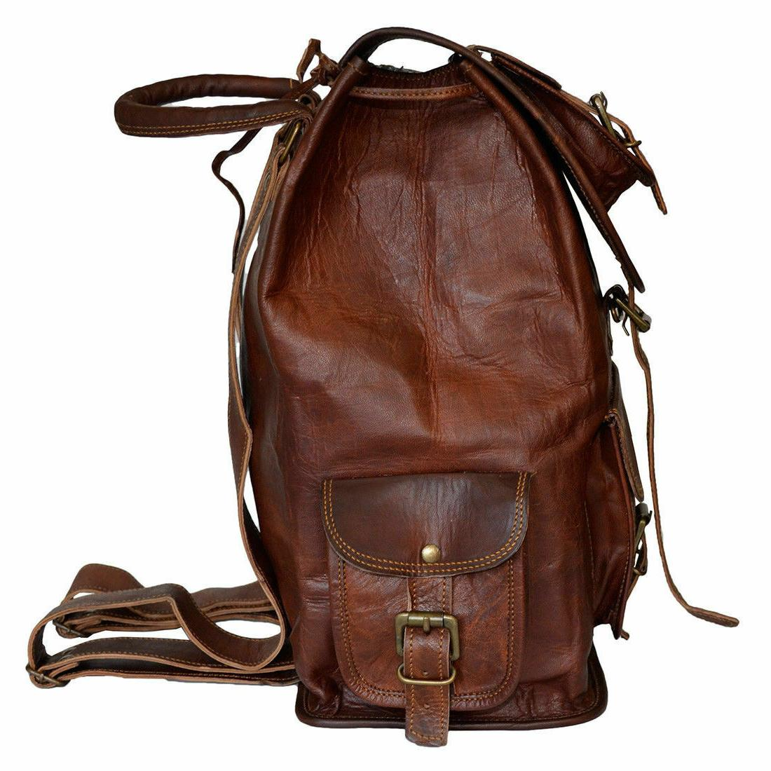 Genuine Leather Vintage Casual Bag