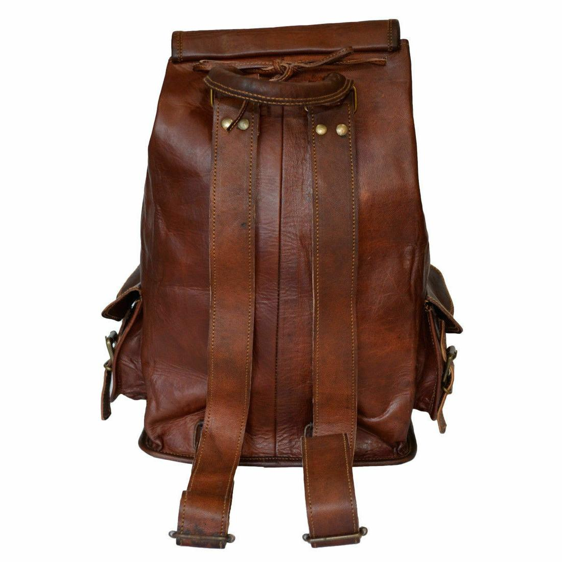Genuine Leather Vintage Handmade Casual Messenger Bag