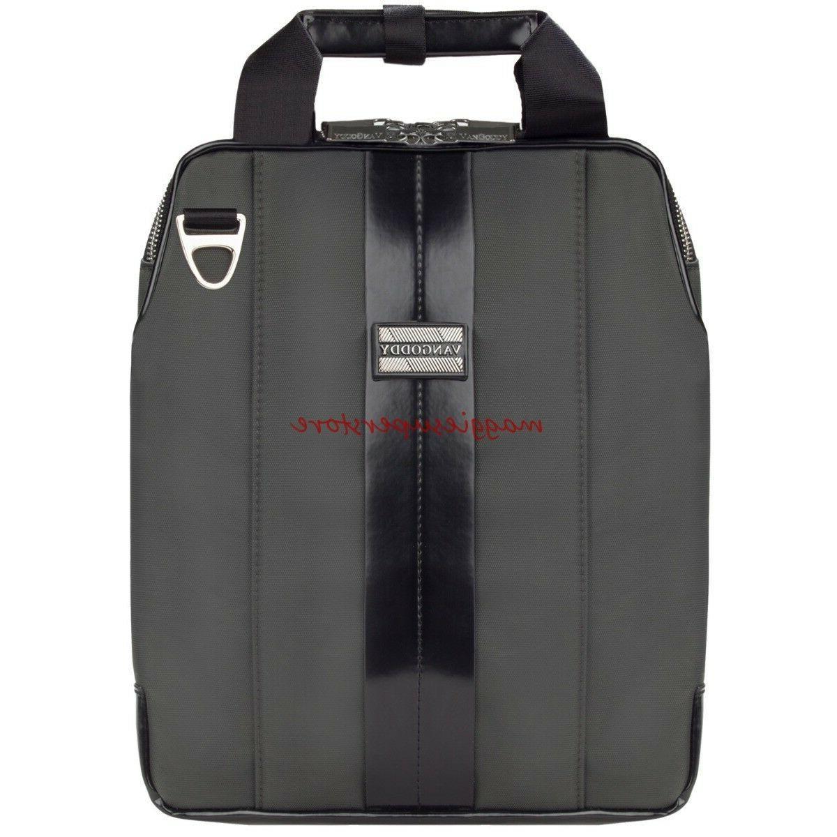 grey tablet shoulder messenger bag carrying case