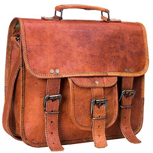 handmade messenger laptop ipad handbag