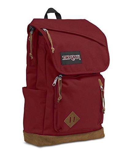 JanSport Hensley Red Backpacks