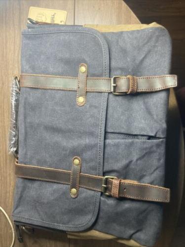 hey mens messenger bag waterproof